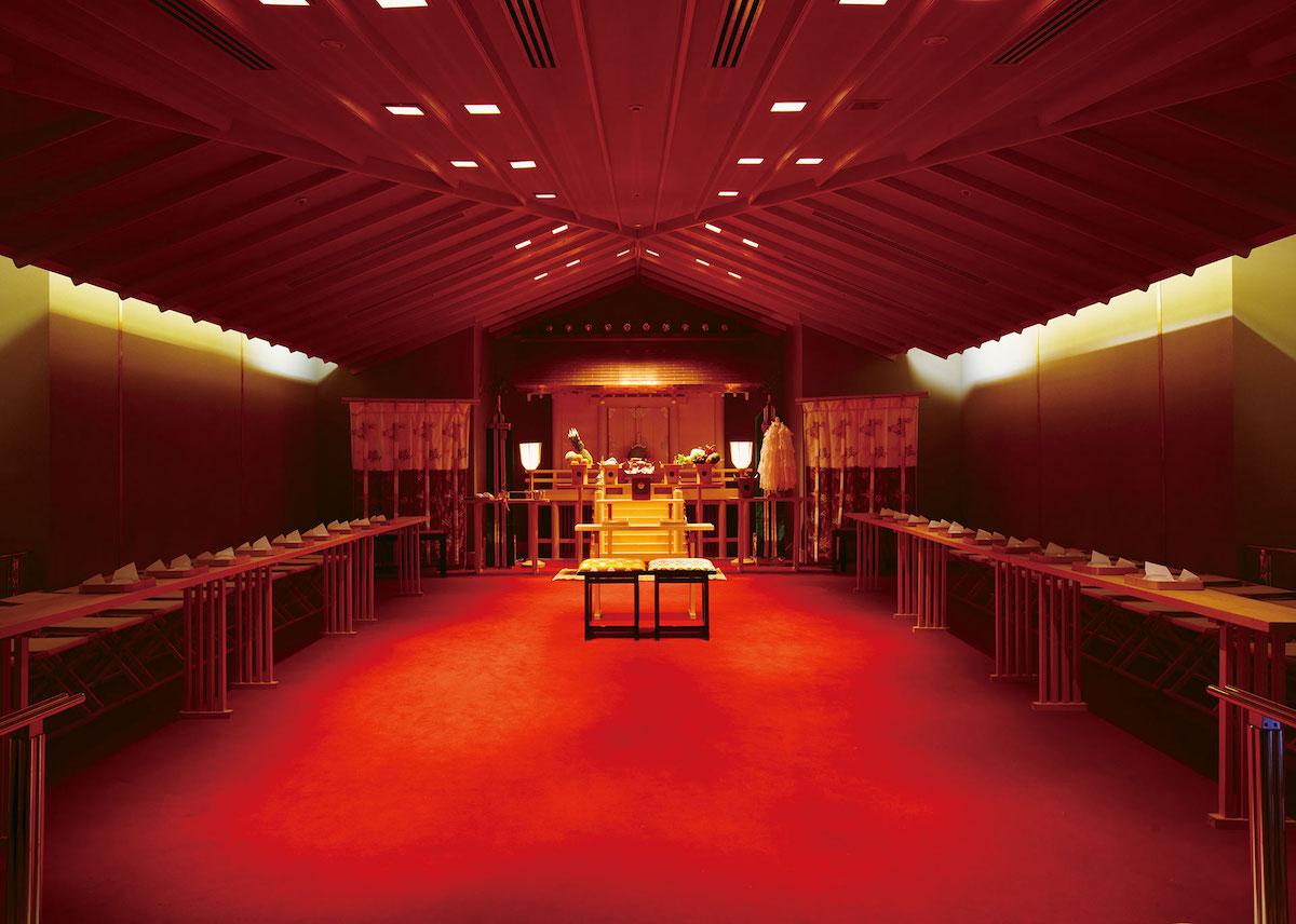 神鳩殿(仙台国際ホテル)