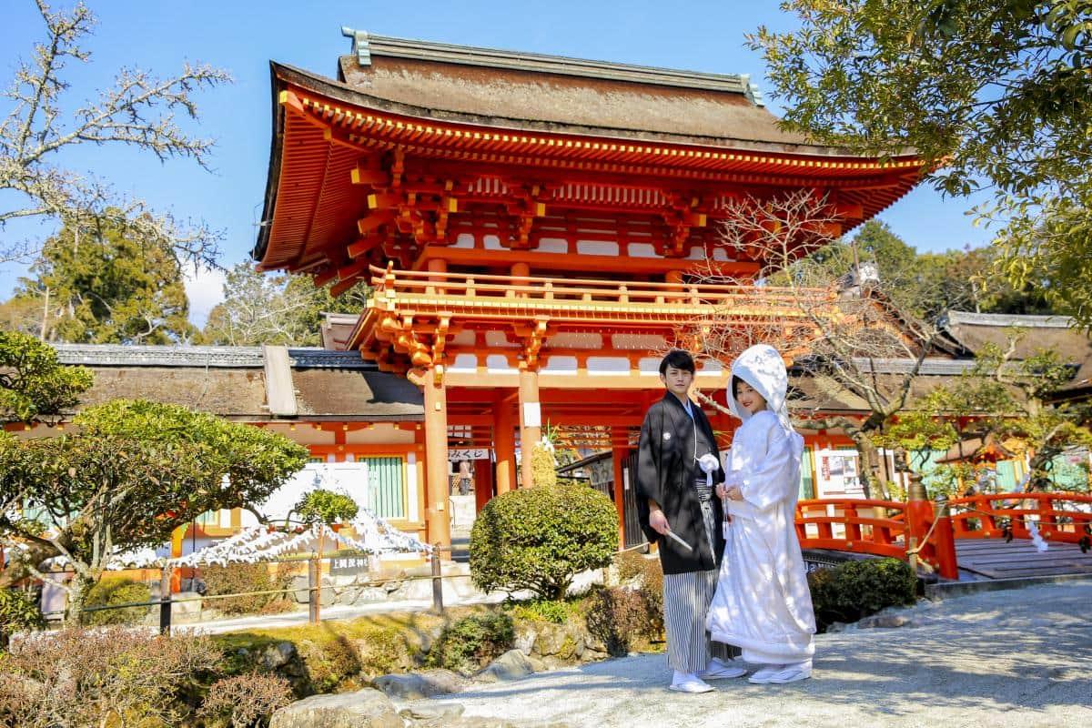 上賀茂神社 | 神社 |【和婚スタイル 京都】48800円で叶える神前式・神社結婚式